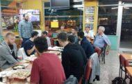Γεύμα στους παίκτες του ΑΟ Ορεστιάδας παρέθεσε η διοίκηση (photos)