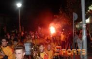 «Κάηκαν» Δορίσκος και Φέρες από την υποδοχή του Μιχαλεντζάκη! (photos)