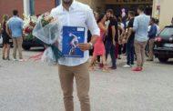 Συγχαρητήρια του Εθνικού Αλεξανδρούπολης στον πτυχιούχο Μιχάλη Τσαμουρλίδη