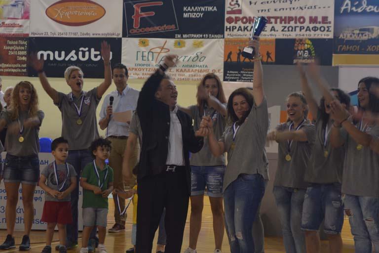 Το πλήρες πρόγραμμα της Ασπίδας Ξάνθης στο πρωτάθλημα της Α2 Γυναικών