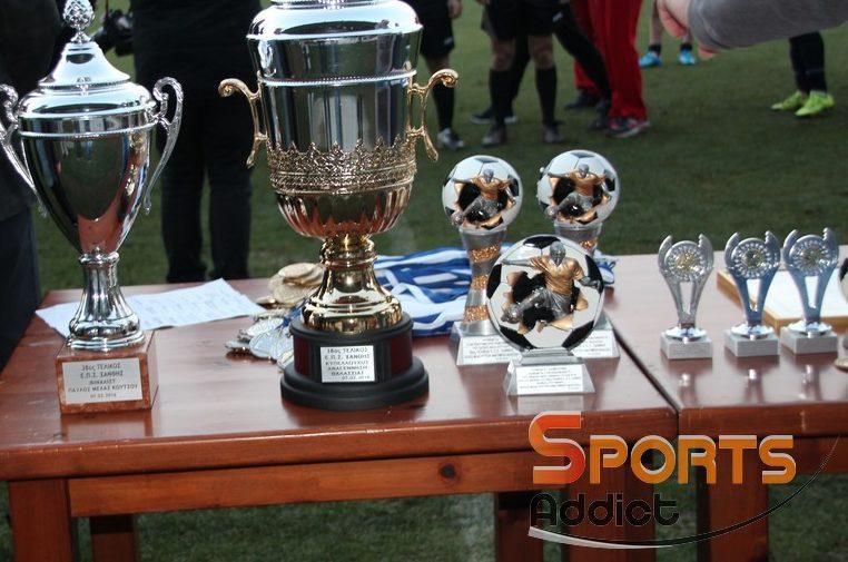 LIVE: Ο τελικός του Κυπέλλου ΕΠΣ Ξάνθης ανάμεσα στην Ασπίδα και τον Ορφέα!