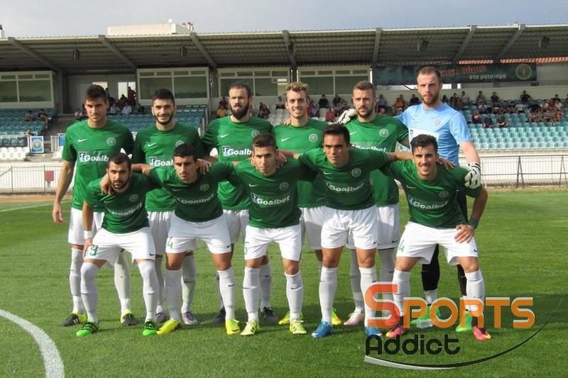 Κόντρα στον Αιγινιακό το Σάββατο ο Πανθρακικός στην επανέναρξη της Football League!