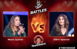 Έκλεψε ξανά τις εντυπώσεις η Έλενα Αρτενιαν από την Ξάνθη και συνεχίζει στο The Voice(+video)!