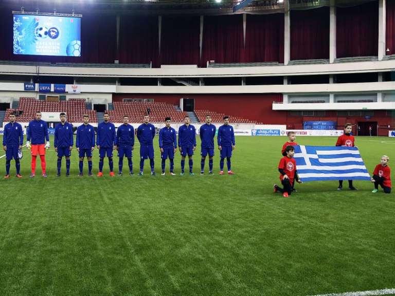 Σκόραρε ο Μελιόπουλος, βασικοί με καλή παρουσία οι Σουλεϊμάν και Παπάζογλου παρά την ήττα των Νέων στη Δανία
