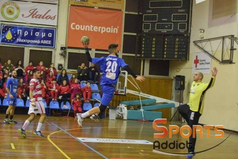 76 photos από το παιχνίδι Κύκλωπες Αλεξανδρούπολης - Φαίακας Κέρκυρας!