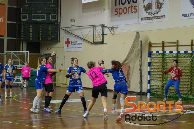 Η βαθμολογία στον όμιλο Θράκης & Ανατ. Μακεδονίας στην Α2 γυναικών μετά από 8 αγωνιστικές