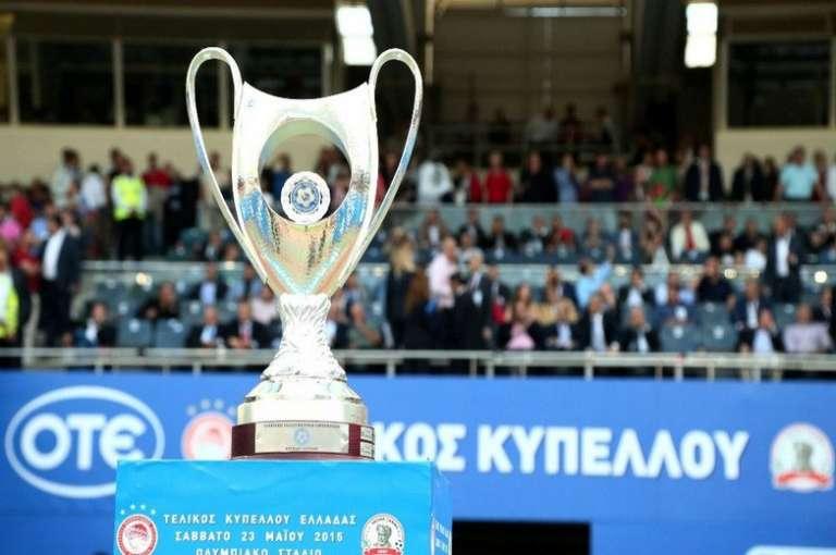 Παναθηναϊκός - ΠΑΟΚ & Ολυμπιακός - ΑΕΚ τα ζευγάρια των ημιτελικών του Κυπέλλου!