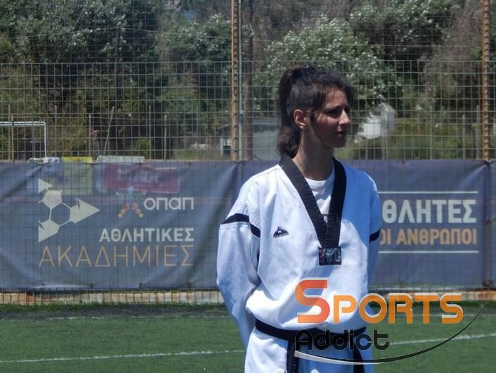 Στο Δημόσιο διορίζονται 156 αθλητές, ανάμεσα τους και η Έλενα Πεκιαρίδου από τη Θράκη