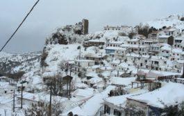 Δύσκολες μέρες για τους κατοίκους της Σαμοθράκης λόγω της κακοκαιρίας