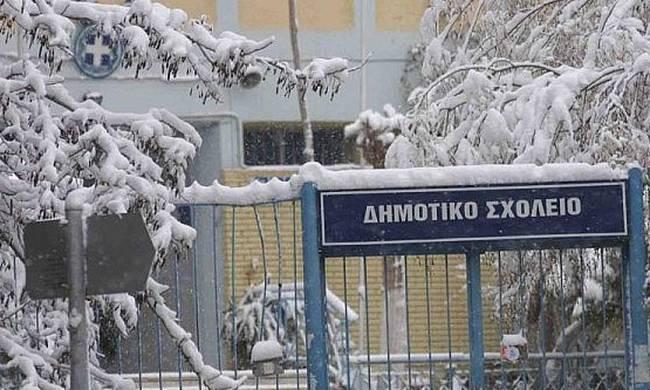 Κλειστά και την Παρασκευή τα σχολεία στην Αλεξανδρούπολη