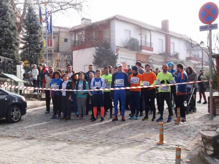 Έτρεξαν για καλό σκοπό στον φιλανθρωπικό αγώνα δρόμου Σταυρούπολης και Κομνηνών! Νικήτρια η Δάγκα
