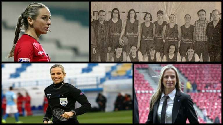 Απο αθλήτρια των ΓΑΣ, Ροδόπη '87 και τα γήπεδα της ΕΠΣ Θράκης έτοιμη και για τελικά του Παγκοσμίου Κυπέλλου! Η ξεχωριστή ιστορία της Χρύσας Κουρομπίλια