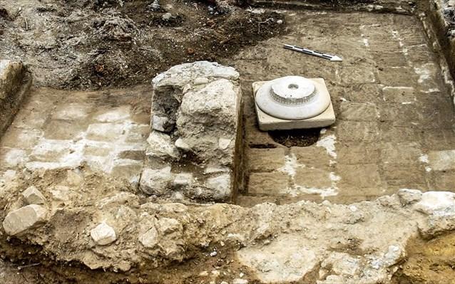 Εντοπίστηκε ναός χρονολογούμενος στον 4ο-6ο αιώνα, στον Άβαντα Αλεξ/πολης!