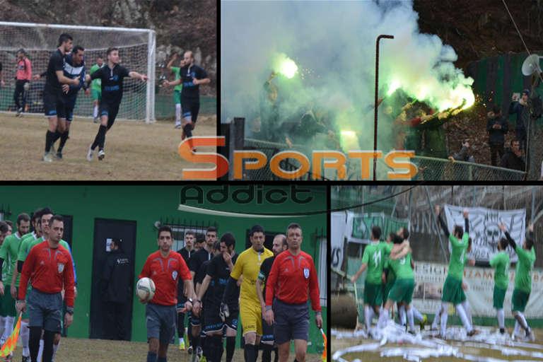 Photos:65 κλικ απο τον πρώτο ημιτελικό του Κυπέλλου ΕΠΣ Ξάνθης μεταξύ Εχίνου και Θαλασσιάς