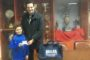 Ο Μάριος Γκιούρδας παρέδωσε το δελτίο νούμερο 200.000 της ΕΟΠΕ στον μικρό Χρήστο Γιάννη!