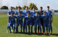Με Μελιόπουλο στα παιχνίδια της Elite Round για την πρόκριση στο Ευρωπαϊκό η Εθνική Παίδων!