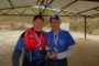 Δύο μετάλλια για τον Απόστολο Μπεχτσούδη του Εθνικού Αλεξ/πολης στην Κόρινθο!