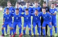 Λευκή ισοπαλία για την Εθνική Παίδων με Σλοβενία, στο δεύτερο αγωνίστηκε ο Οκάν Σουλεϊμάν!
