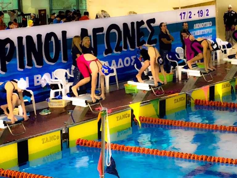 Φινάλε με ακόμη 8 μετάλλια για τους Θρακιώτες στους Χειμερινούς αγώνες Κολύμβησης! Ο απολογισμός των 56 Θρακιώτικων συμμετοχών