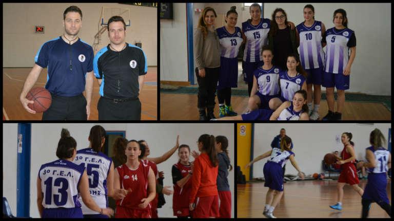 Photos: 20 κλικ απο την πρόκριση των κοριτσιών του 3ου ΓΕΛ Ξάνθης επί του 3ου ΓΕΛ Αλεξανδρούπολης