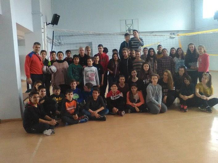 Επίσκεψη στο Γυμνάσιο Σαμοθράκης από τις Αμαζόνες Μαΐστρου! (photos)