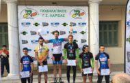 Με τα χρώματα του Θράκα Ιππέα συμμετείχαν 3 Αμερικάνοι ποδηλάτες σε διασυλλογικό αγώνα δρόμου στη Λάρισα!