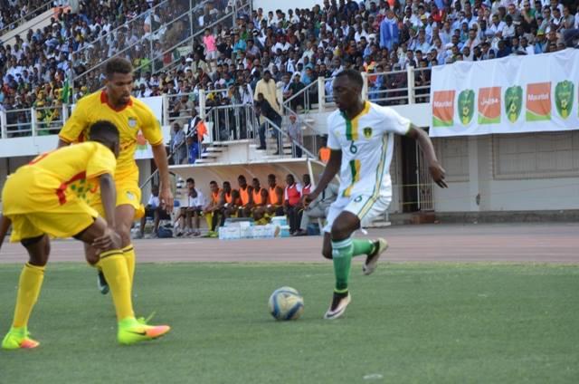 Με δύο νίκες με την Εθνική Μαυριτανίας επιστρέφει στην Ξάνθη ο Κασά Καμαρά