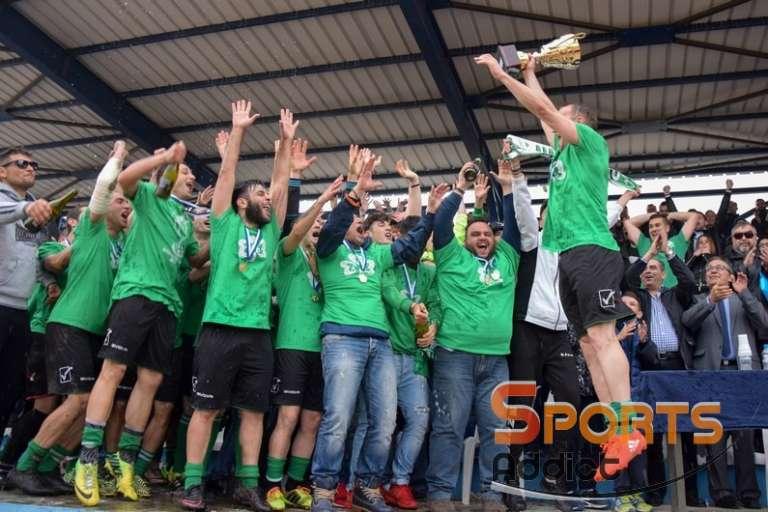 Τα συγχαρητήρια του Σπάρτακου στην συμπολίτισσα ΑΕΔ για την κατάκτηση του Κυπέλλου!