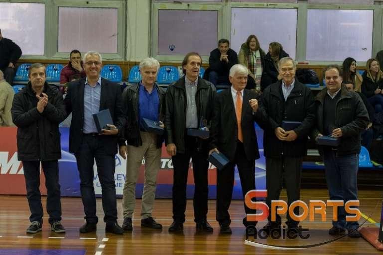 Τίμησε 6 πρώην προέδρους του ο Εθνικός Αλεξανδρούπολης! (photos)