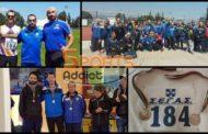 Νικητής στην ζωή, νικητής και στους αγώνες ο Γιώργος Καμαράκης! Με δύο μετάλλια επιστρέφει απο το Πανελλήνιο(+photos)