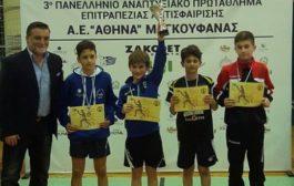 Νέο μετάλλιο για τον Κίμωνα Μήτκα του Εθνικού Αλεξανδρούπολης!