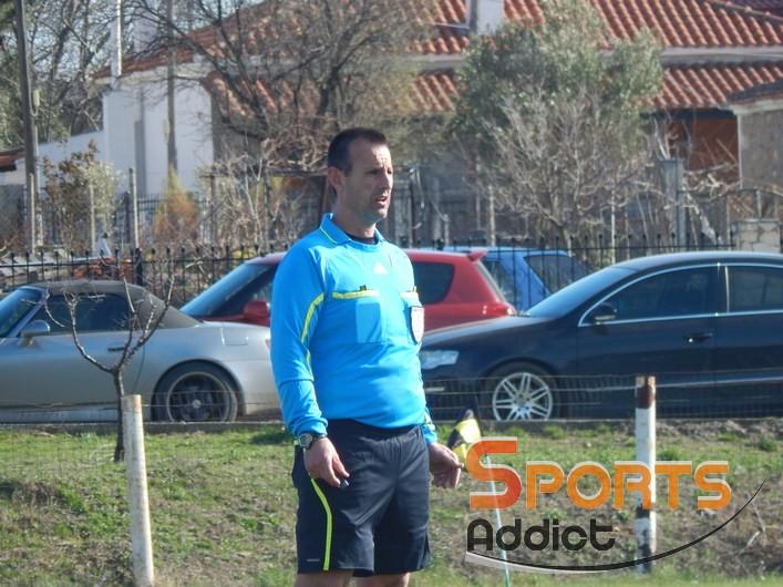 Ο Σωτήρης Σιβούδης διαιτητής στον τελικό Κυπέλλου ΕΠΣ Έβρου ανάμεσα σε Ένωση Άνθειας/Αρίστεινου & ΑΕ Διδυμοτείχου!