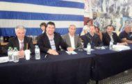 Οι εκπρόσωποι των συλλόγων της Θράκης για την Τακτική Γ.Σ. της Ελληνικής Ομοσπονδίας Πάλης