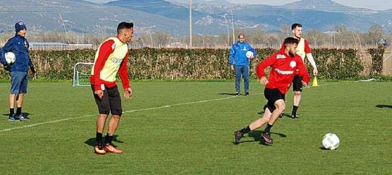 Άρχισε προετοιμασία για το ματς με Αστέρα Τρίπολης η Ξάνθη