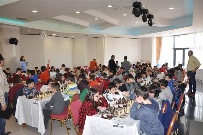 Στην Ξάνθη το τριήμερο 19-22 Απριλίου τα προκριματικά του Πανελλήνιου Εφήβων - Νεανίδων και Παίδων - Κορασίδων Σκάκι!