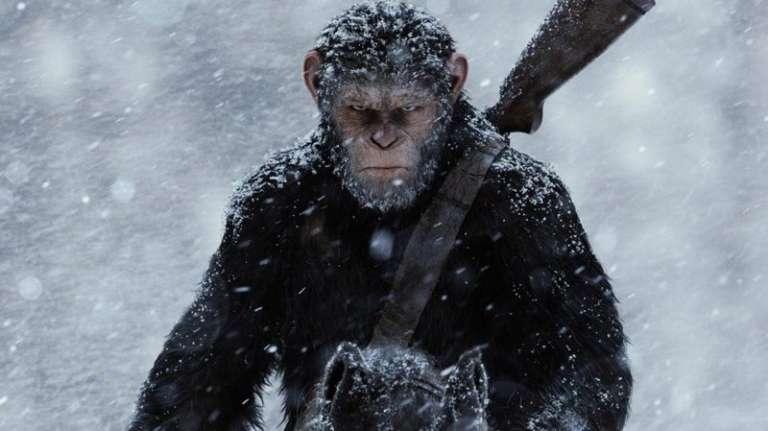 Συγκλονιστικό το νέο trailer του War of the Planet of the Apes! (video)