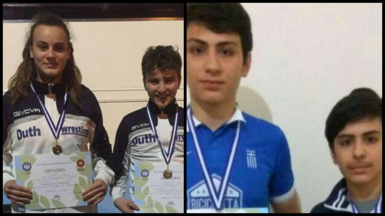 Τριπλή πρόκριση στα τελικά του Πανελλήνιου πρωταθλήματος για τους Παμπαίδες του Δημοκρίτειου Κομοτηνής!
