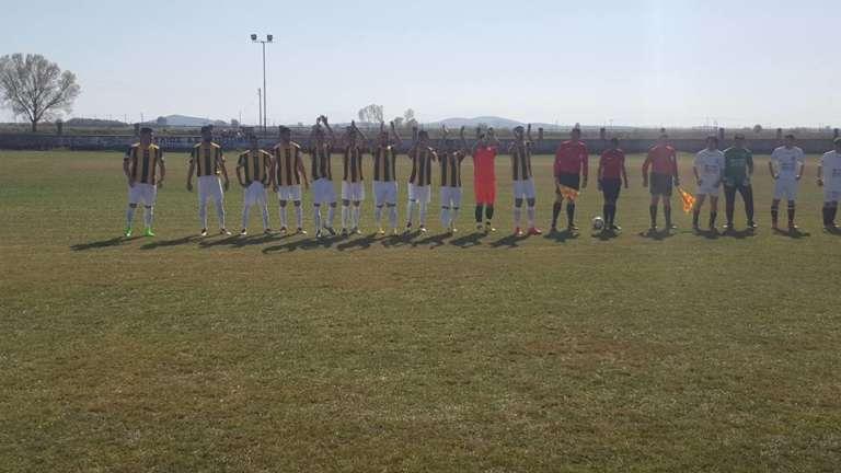 Ματσάρα στο Δροσερό με έξι γκολ μεταξύ Φίλιππου και Ελπίδων Ξάνθης στα πλέι της Β' ΕΠΣ Ξάνθης!