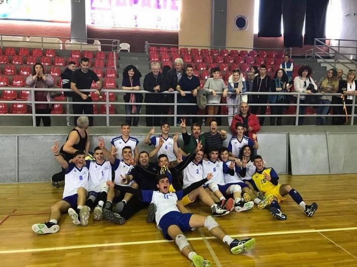 Δεν σταματάει πουθενά το ΓΕΛ Σουφλίου που νίκησε και το Ελληνικό Κολλέγιο Θεσ/νίκης!
