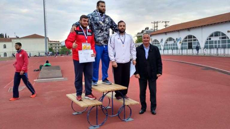 Ένα μετάλλιο και τρίτη θέση στην Θράκη ο απολογισμός του Διομήδη Ξάνθης στο Διασυλλογικό πρωτάθλημα!