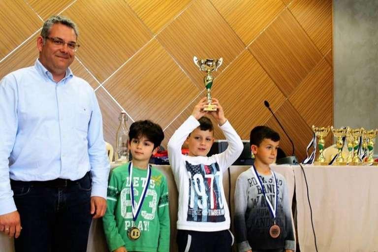 Μετάλλια και επιτυχίες για τους σκακιστές του Εθνικού Αλεξ/πολης στο Ατομικό Νεανικό Πρωτάθλημα της ΑΜ-Θ!