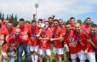 Photos: Πέντε χρόνια απο την ημέρα που η ομάδα Region's της ΕΠΣ Ξάνθης κατέκτησε την κορυφή της Ελλάδας
