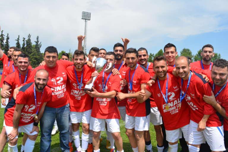 Επιστρέφει στα γήπεδα η πρωταθλήτρια Ελλάδας στο Region's ΕΠΣ Ξάνθης για φιλικό με επίλεκτους της ΕΠΣ Θράκης!