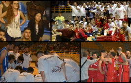 Photos: Στιγμές απο τον μεγάλο τελικό του πρωταθλήματος Ανδρών της ΕΚΑΣΑΜΑΘ μεταξύ Ελευθερούπολης και Δημοκρίτειου