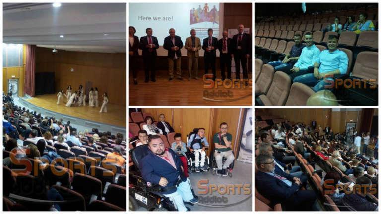 Τελετή έναρξης, ανάλογη, της ιστορικής παρακαταθήκης του Διενθούς Συνεδρίου του ΤΕΦΑΑ! 40 φωτογραφίες απ' την εκδήλωση