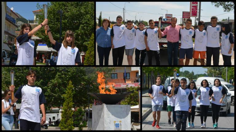 Photos: 230 κλικ απο την Λαμπαδηδρομία στους δρόμους της Ξάνθης για την 1η Περιφερειακή Μαθητιάδα ΑΜ-Θ!