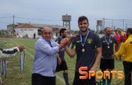 Στη Γ' Εθνική με τον MVP του Βασίλη Κουτσούμπα ο Άρης Αβάτου!