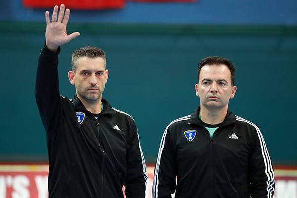 Στον τελικό του EHF Cup γυναικών ορίστηκε ο Ξανθιώτης Ανδρέας Μπέτμαν και ο Τζαφερόπουλος!