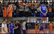 Photos: Έτσι αποχαιρέτησαν τον Αλέκο Καρυπίδη οι παίκτες του Δημοκρίτειου και της Φιλίας Ορεστιάδας