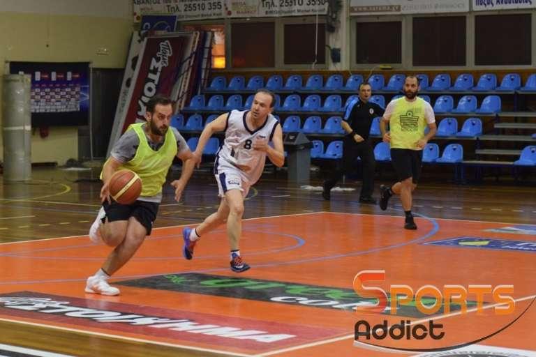 Ξεκίνησε το εργασιακό πρωτάθλημα μπάσκετ στην Αλεξανδρούπολη! (photos)